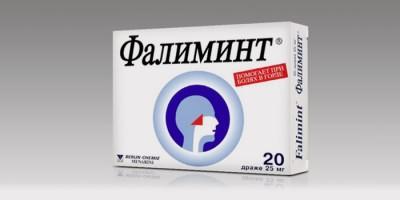 Фалиминт для лечения бронхита при беременности