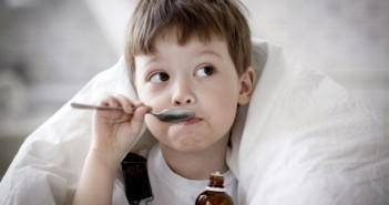 детский кашель и борьба