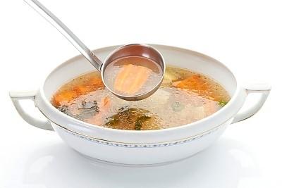 Куриный суп против простуды
