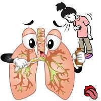 Признаки кашля