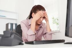 Стресс - причина бестемпературного кашля