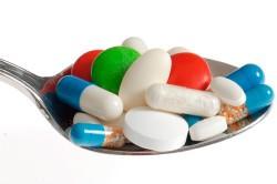 Препараты при лечении сухого кашля
