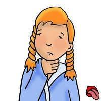 Почему не проходит кашель у ребенка