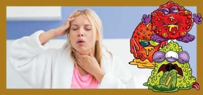 Почему не проходит кашель