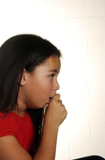 сухой кашель у детей без температуры