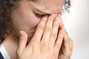 атрофический ринит симптомы