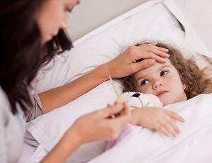 Детская простуда