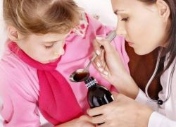 У ребенка долго не проходит сухой кашель