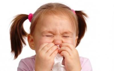 у ребенка долго не проходит кашель и насморк температуры нет