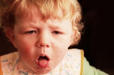 у ребенка долго не проходит кашель по ночам