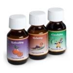 добавить в воду ароматические масла