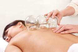 Баночный массаж для лечения бронхита
