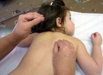 Массаж при бронхите у детей4