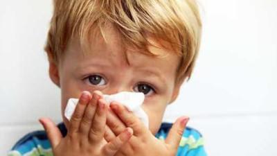 грипп а симптомы у детей