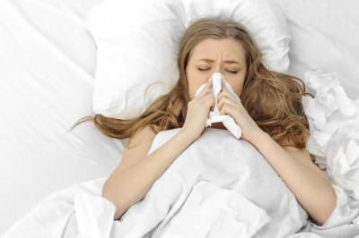 грипп а б