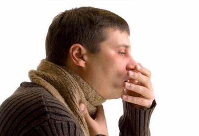 Симптомы пневмонии — кашель