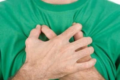Симптомы пневмонии — боль в груди