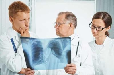 Лечение воспаление легких