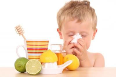 аллергический насморк лечение народными средствами
