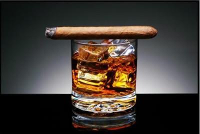 Курение и алкоголь - причины бронхита