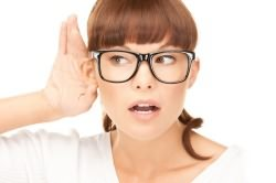 Снижение слуха - следствие отита