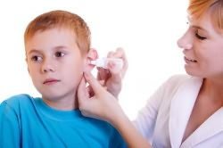 Использование ушных капель