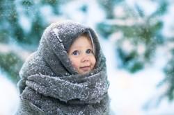 Переохлаждение - причина отита у детей