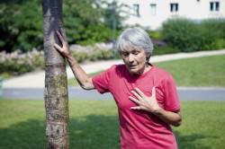 Одышка как симптом очаговой пневмонии