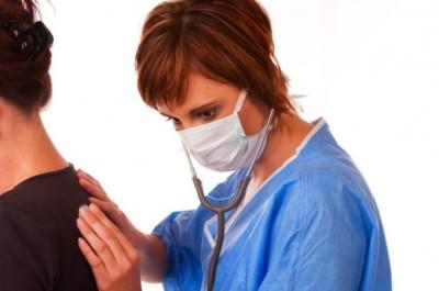 Консультация врача при воспалении легких