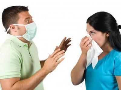 Как передается пневмония?