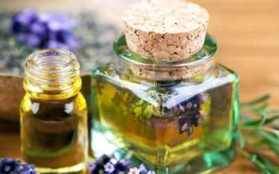 ингаляция с помощью эфирного масла