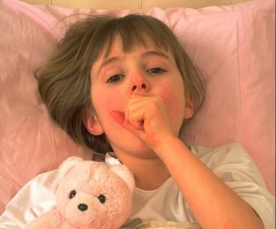 у ребенка температура 38 и кашель