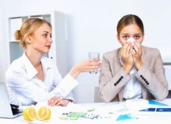 Гомеопатия при насморке