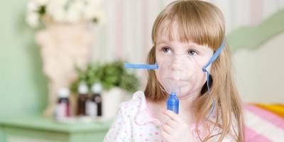 Ингаляция ребенку при заложенности носа