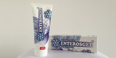 «Энтеросгель» - сорбент для лечения желудочно-кишечного гриппа