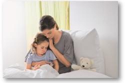 Боль в животе как симптом кишечного гриппа