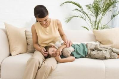 двухстороння бронхопневмония у ребенка