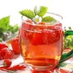 Чай с малиной при беременности при простуде