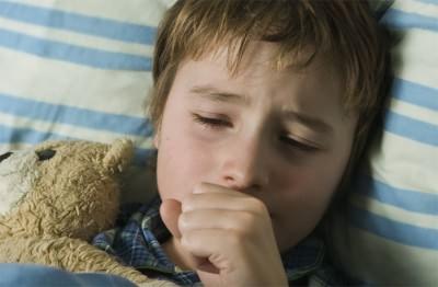 Сухой кашель у ребенка после ОРВИ