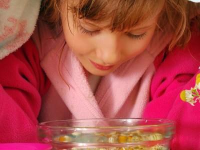 Детский кашель лечение